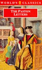 The Paston Letters A Selection in Modern Spelling by Norman Davis