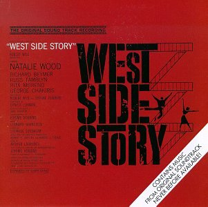 West Side Story (1961 Film Soundtrack) by Leonard Bernstein, Stephen Sondheim, Marni Nixon and Rita Moreno