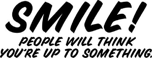 Hampton Art Rubber Stamps, Smile