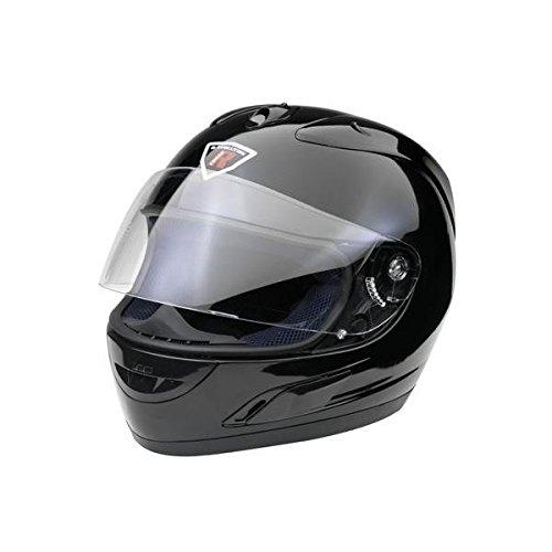 Bottari Moto 64204 Casque Leox, Noir, Taille : S