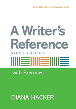 A Writer's Reference with Integrated Exercises