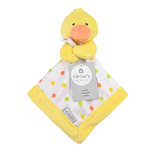 Carter's Security Blanket, Duck (Discontinued by Manufacturer) - 1