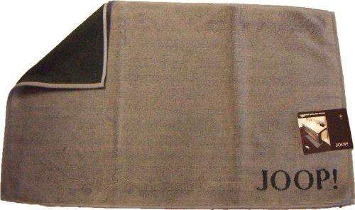 joop classic doubleface badematte 50 x 80 anthrazit schwarz badematte. Black Bedroom Furniture Sets. Home Design Ideas
