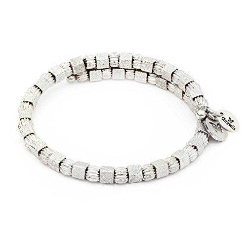 bracciale CHRYSALIS GAIA luna - argento