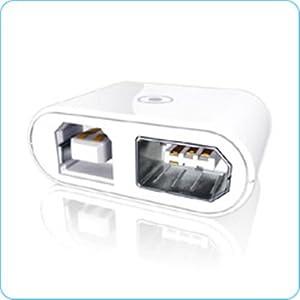 SendStation PocketDock Combo, FW+USB2, iPod (Dock)