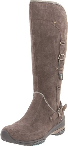 Jambu Women's Sport Rider Knee-High Boot,Mocha,6 M US
