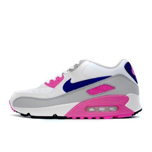 Nike WMNS Air Max 90 Classic (pink / weiss / grau) Schuhe
