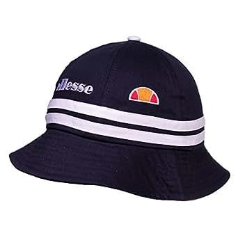 Ellesse Lorenzo Mens Navy Blue Bucket Hat: Amazon.co.uk ...