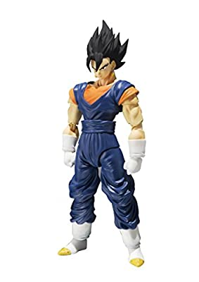 """Bandai Tamashii Nations Vegetto """"Dragon Ball Z"""" S.H. Figuarts Action Figure from Bluefin Distribution Toys"""