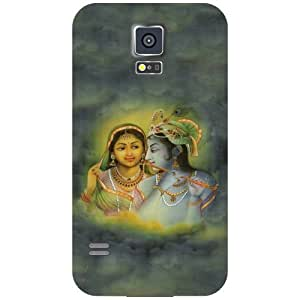 Samsung Galaxy S5 Back Cover - Peaceful Designer Cases