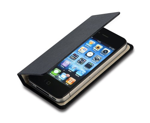 Moleskine Style iPhone Cover for iPhone4, 3 &