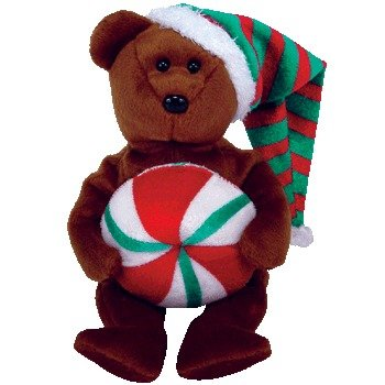 TY Beanie Baby - YUMMY the Holiday Bear - 1