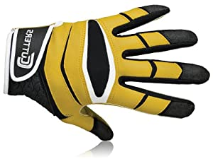 Cutters X40 American Football Receiver gloves, lg, 2XL