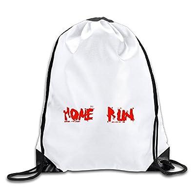 BENZIMM Home Run Drawstring Backpacks/Bags