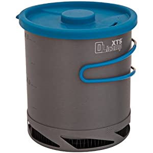 Amazon Com Olicamp Hard Anodized Xts Pot 1 Litre