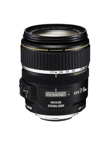 Canon EF-S 17-85mm f/4.0-5.6 IS USM Lens