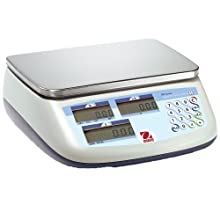 Ohaus Stainless Steel RA NTEP Certified Economy Price Computing Scale