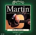 Martin CMA 170 Corde en Bronze XL 10-...