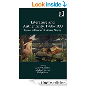 Literature and Authenticity, 1780-1900