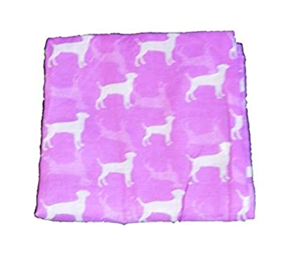 Labrador Scarf - Lovely Labrador Puppy Dogs adorn this lovely soft scarf