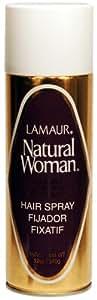 Lamaur Natural Woman Ultra Hold Hairspray 80% Voc