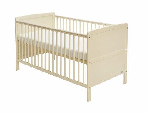 Best Deal Baby Elegance Travis Cot Bed (Cream) - Best ...