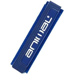 Animal Unisex Blue Fabric Hook and Loop Fastening Pin of 3cm AA2WA021-005
