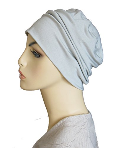 soft comfy summer bamboo cool chemo cap and