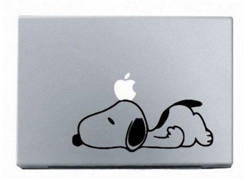 MacBook 対応 アートステッカー SNOOPY スヌーピー 並行輸入品