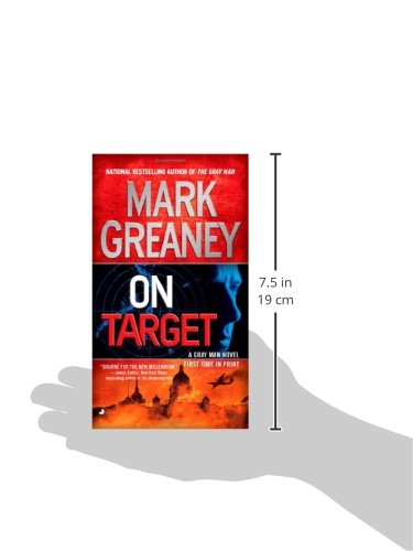 On-Target-A-Gray-Man-Novel