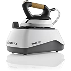 Reliable Maven 100IS Home Steam Ironing System with Lightweight Iron