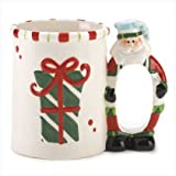 Santa Claus Mugs-set of 4