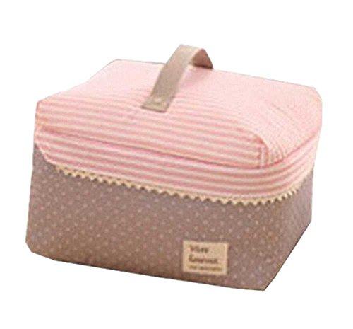 SAMGU Multifunzionale di viaggio immagazzinamento in la borsa sacchetto cosmetico di trucco Kit Bag Wash toilette