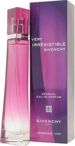 Very Irresistible Sensual By Givenchy For Women, Eau De Parfum Spray, 2.5-Ounce Bottle