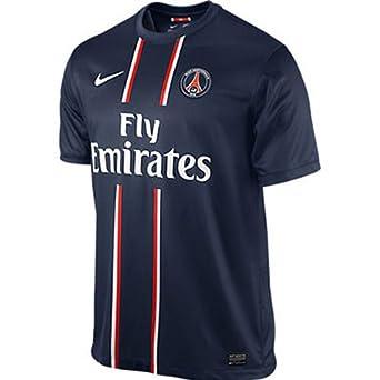 2012-13 PSG Home Shirt (Beckham 32)