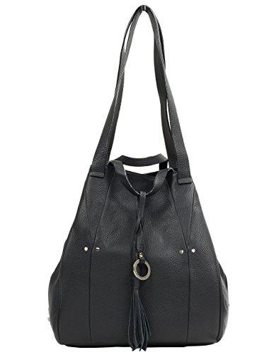 sanctuary-handbags-black-vintage-leather-tote