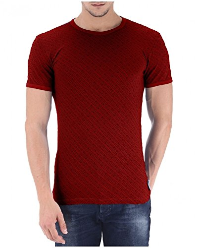 bikkembergs-maglietta-dirk-bikkembergs-logo-rosso-s-rosso