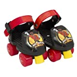 Power Rangers Jr Skate Combo with Knee Pads by Bravo
