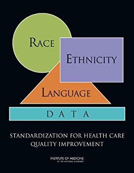 race. ethnicity. and language data - subcommittee on standardized collection of race/et. cheryl ulmer. bernadette mcfadden and david r. nerenz