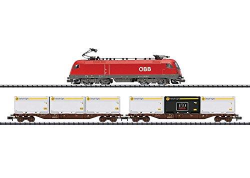Mrklin-11133-Trix-Startpackung-mit-Gterzug-Fahrzeug