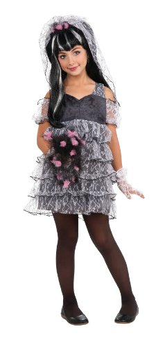 Rubie's Drama Queens, Child Monster Bridal-Ista Costume