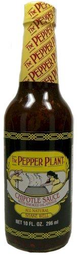 The Pepper Plant: Chipotle Sauce 10 Oz. Bottle