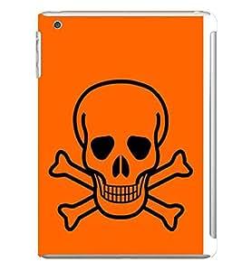 SKULL PATTERn Designer Back Case Cover for Apple iPad Mini