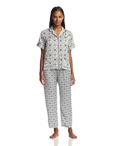 Natori Women's Kago Printed Pajama Set