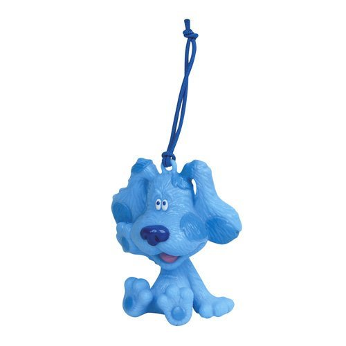 Nick Jr. Blue's Room 4 Blue's Clues Zipper Pulls
