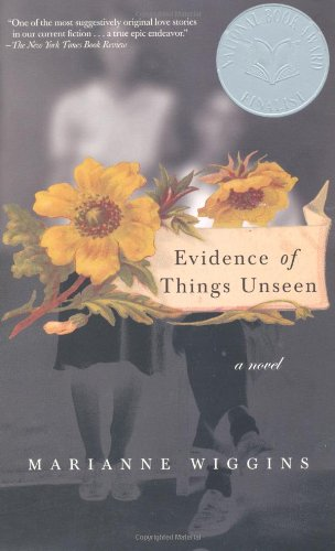Evidence Of Things Unseen: A Novel front-984662