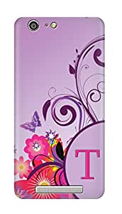 SWAG my CASE PRINTED BACK COVER FOR GIONEE MARATHON M5 Multicolor