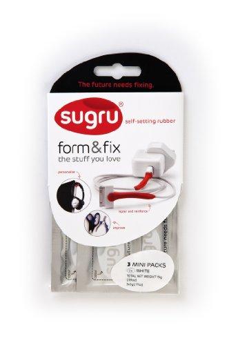 Sugru - White (Pack of 3)
