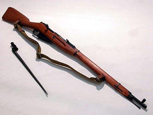 KTW モシンナガン 歩兵銃 (M1891/30)