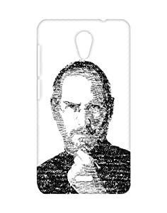 Crackndeal Back Cover for Micromax Unite 2